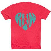 Running Short Sleeve T-Shirt - Love The Run