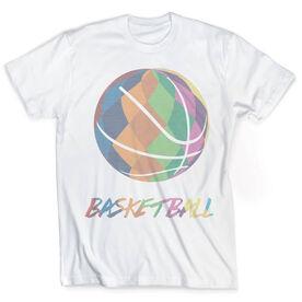 Vintage Basketball T-Shirt - Geoball