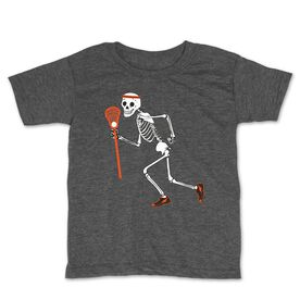 Guys Lacrosse Toddler Short Sleeve Tee - Never Stop Laxing