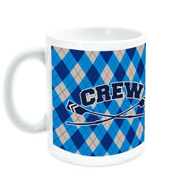Crew Coffee Mug Argyle