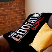 Personalized Premium Blanket - The Godfather