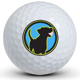 Baseball Dog Golf Balls