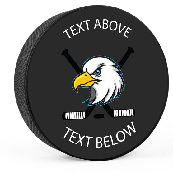Personalized Team Logo Hockey Puck
