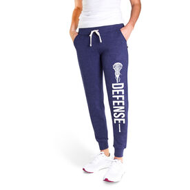 Girls Lacrosse Women's Joggers - Defense