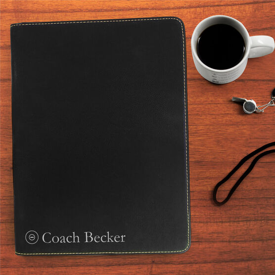 Wrestling Executive Portfolio - Coach Name with Icon