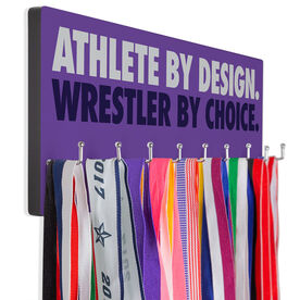 Wrestling Hook Board Athlete By Design