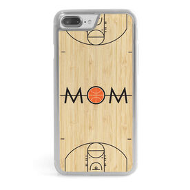 Basketball iPhone® Case - Basketball Mom Court