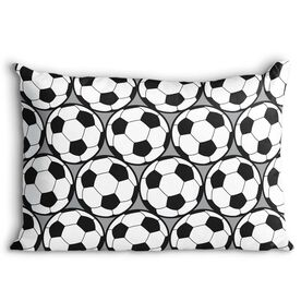 Soccer Pillowcase - Soccer Ball