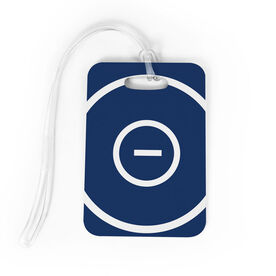 Wrestling Bag/Luggage Tag - Ring