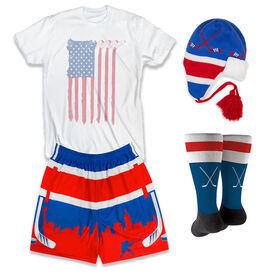 New York Pride Hockey Outfit