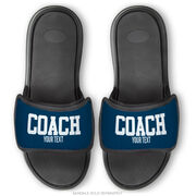 Personalized Repwell® Sandal Straps - Coach