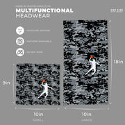 Basketball Multifunctional Headwear - Digital Camo RokBAND