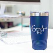 Personalized 20 oz. Double Insulated Tumbler - Grandpa Established