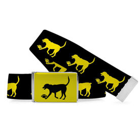 Football Lifestyle Belt Flip the Football Dog