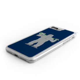 Guys Lacrosse iPhone® Case - You Yeti To Lax