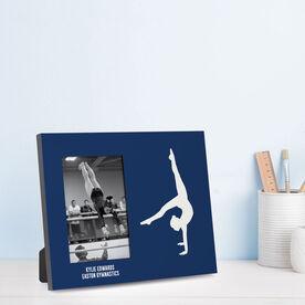 Gymnastics Photo Frame - Girl Gymnast
