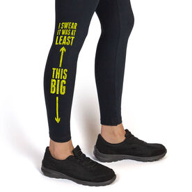 Fly Fishing Leggings The One That Got Away