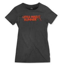 Women's Everyday Runners Tee Little Miss Runner
