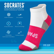 Socrates® Woven Performance Socks Sparkle
