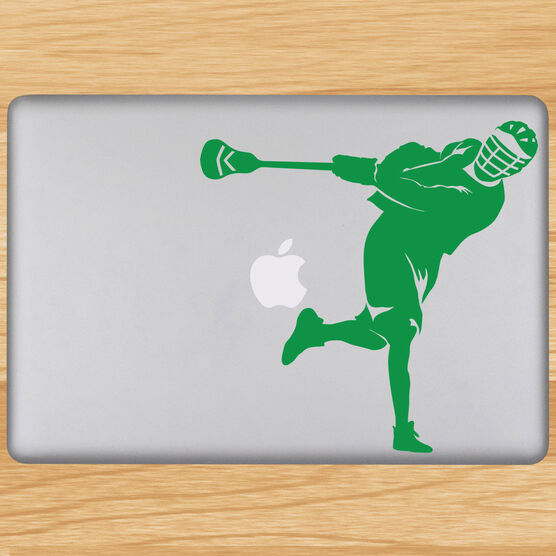Removable Laptop Decal Let It Rip Silhouette ...