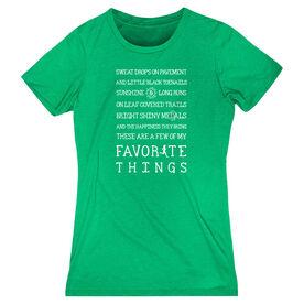 Women's Everyday Runners Tee - Runner's Favorite Things