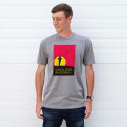 Baseball Tshirt Short Sleeve Endless Baseball
