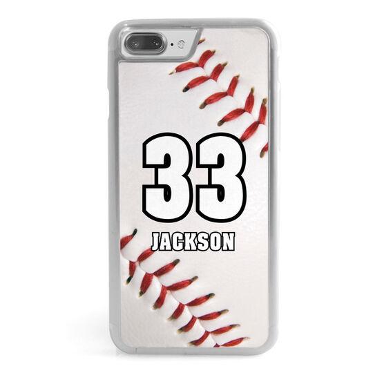 Baseball iPhone® Case - Graphic