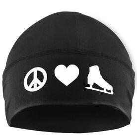 Beanie Performance Hat - Peace Love Skate