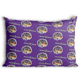 Seams Wild Hockey Pillowcase - Gobblechuck (Pattern)