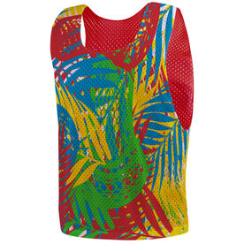 Guys Lacrosse Pinnie - In the Jungle
