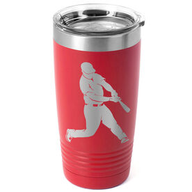 Baseball 20 oz. Double Insulated Tumbler - Batter