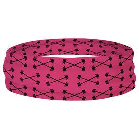 Cross Training Multifunctional Headwear - Barbell Pattern RokBAND