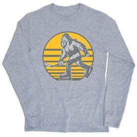Hockey Tshirt Long Sleeve - BigSkate