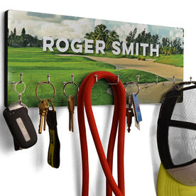Golf Hook Board Golf Course