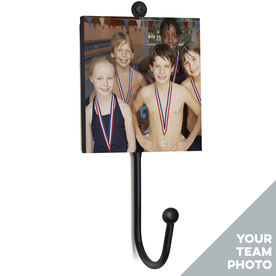 Swimming Medal Hook - Your Team Photo