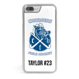 Field Hockey iPhone® Case - Custom Team Logo