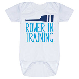 Crew Baby One-Piece - Rower in Training