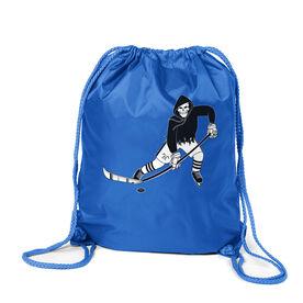 Hockey Sport Pack Cinch Sack - Rip It Reaper
