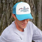 Hockey Trucker Hat Yeti