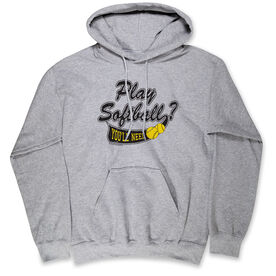 Softball Standard Sweatshirt - Play Softball You'll Need Balls