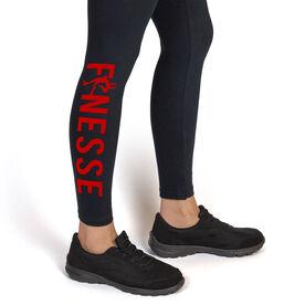 Figure Skating Leggings Finesse