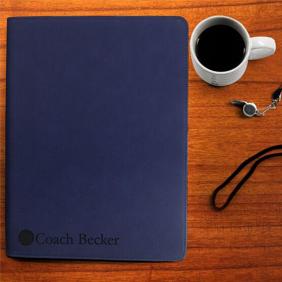 Volleyball Executive Portfolio - Coach Name with Icon