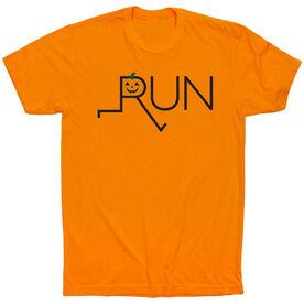 Running Short Sleeve T-Shirt - Let's Run For Jack