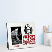 Wrestling Photo Frame - Victory Is The Goal