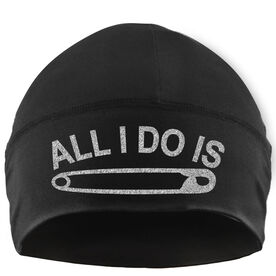 Beanie Performance Hat - All I Do Is Pin