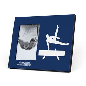 Gymnastics Photo Frame - Guy Gymnast