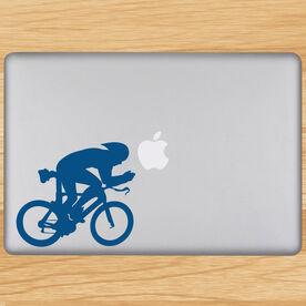 Tri Cyclist Removable TRIForeverGraphix Laptop Decal