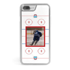 Hockey iPhone® Case - Rink Your Photo