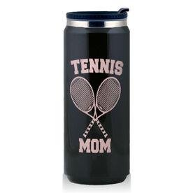 Stainless Steel Travel Mug Tennis Mom