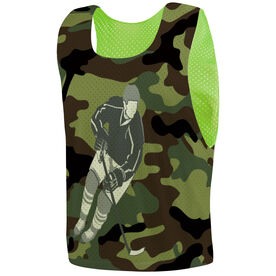 Hockey Pinnie - Camo